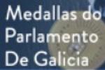 ir a Medallas do Parlamento de Galicia