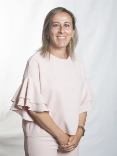 Imaxe de Ethel María Vázquez Mourelle