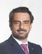 Vicepresidente do Parlamento de Galicia: Diego Calvo Pouso