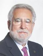 Presidente do Parlamento de Galicia: Miguel Ángel Santalices Vieira