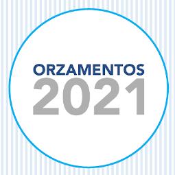 Logo do debate de orzamentos 2021
