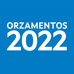 Logo do debate de orzamentos 2022